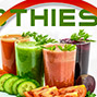 Smoothie Design Bild